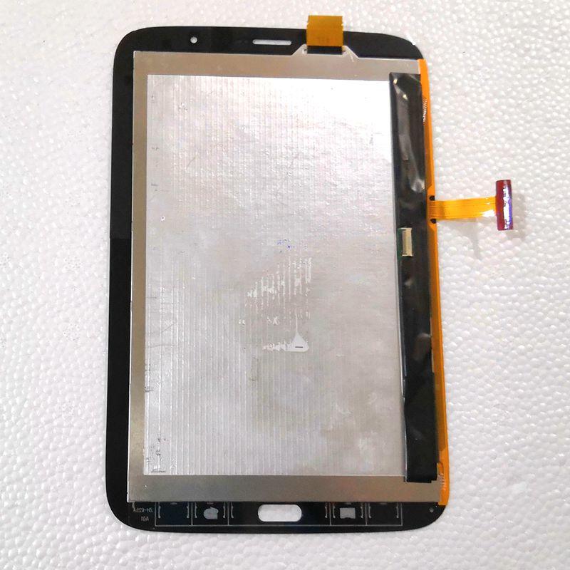 Pour Samsung Note 8 N5100 GT-N5100 écran Lcd + panneau tactile en verre numériseur capteur tablette panneau