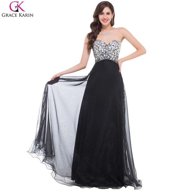 Vestidos largos con corset para fiestas