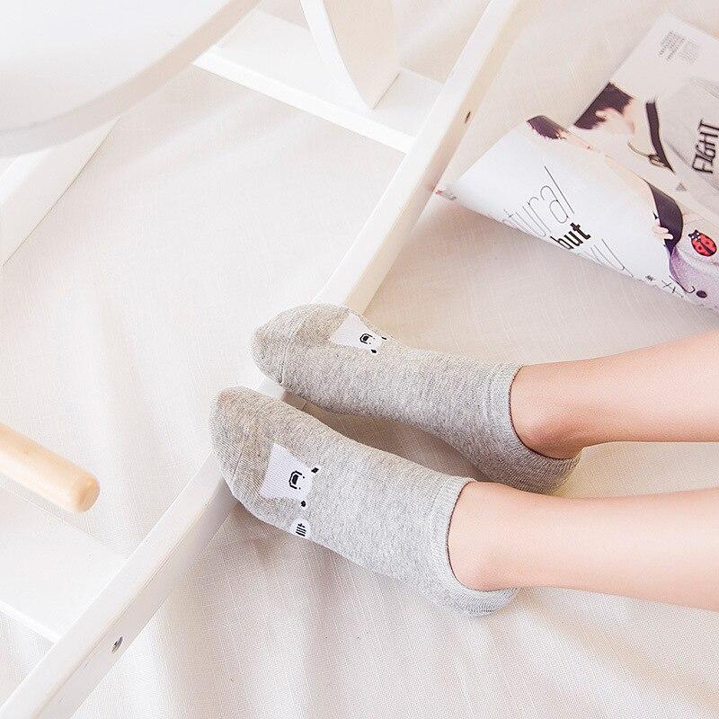 Γυναίκες harajuku Κάλτσες βαμβακιού Cartoon - Γυναικείος ρουχισμός - Φωτογραφία 5