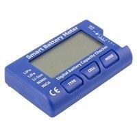 5 в 1 Смарт-измеритель заряда батареи с разрядкой баланса ESC Servo PPM тестер