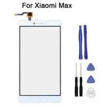 Сенсорный экран для Xiaomi Max сенсорный экран дигитайзер Переднее стекло Сенсорная панель Замена+ инструмент