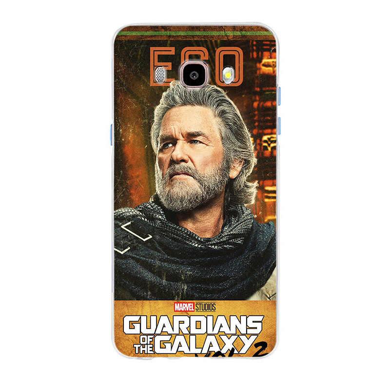 Guardians 2 Karakter Kapak Silikon TPU Telefon samsung kılıfı Galaxy S6 S6edge S6Plus A7 S7edge S8 S9 Artı A5 j5 J7 2016