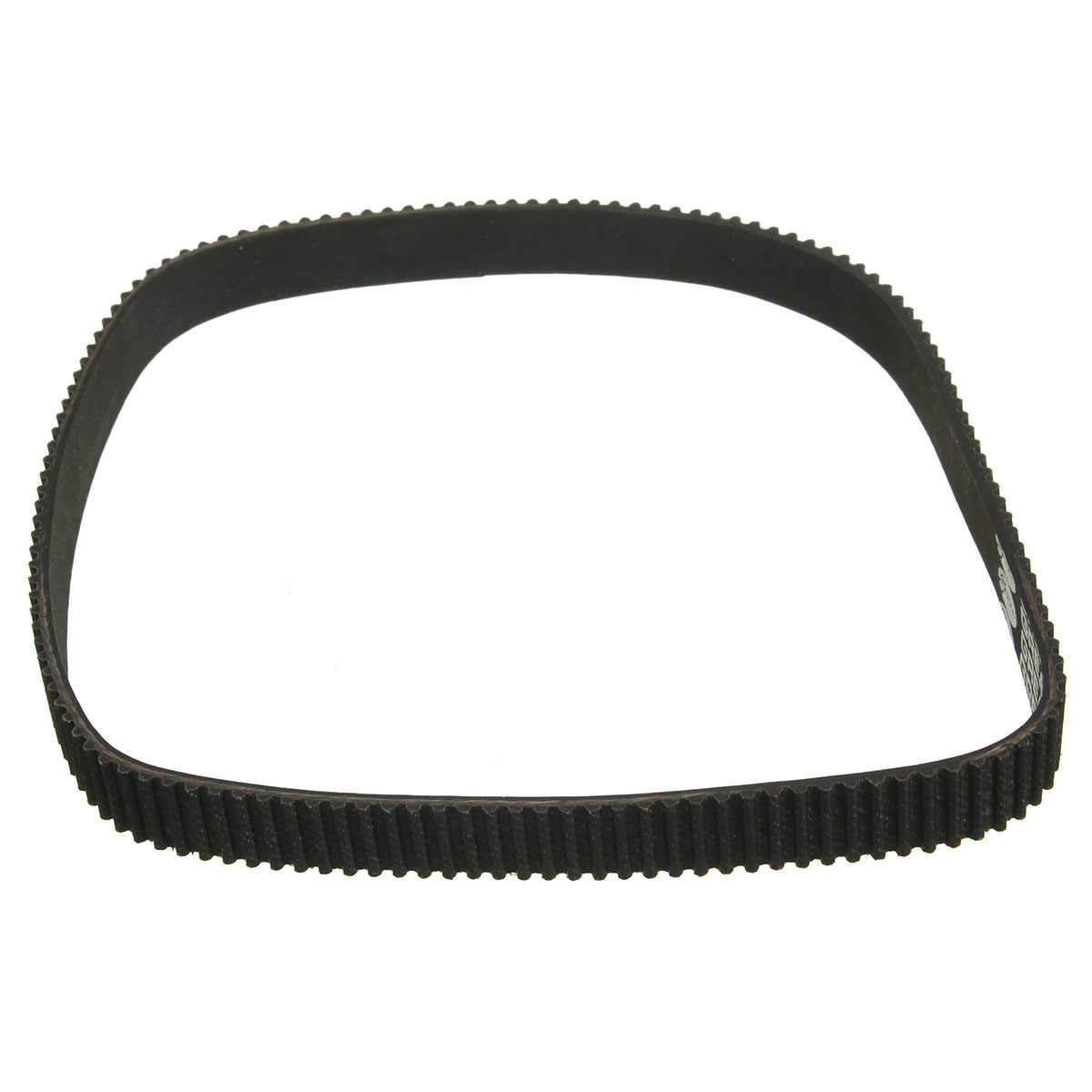Replacement 3M-420-12 Black Rubber Driving Belt Round Belt Line Ring Electric Bike E-bike Scooter DIY