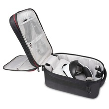 PSVR Waterproof Storage Case,Carrying Case and Travel Bag for Sony Playstation VR PSVR Virtual Reality Headset and Accessories