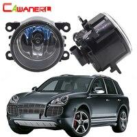 Cawanerl 1 Pair H11 100W Car Halogen Fog Light Daytime Running Lamp DRL 12V High Power