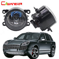 Cawanerl 1 Pair H11 100W Car Halogen Fog Light Daytime Running Lamp DRL 12V High Power