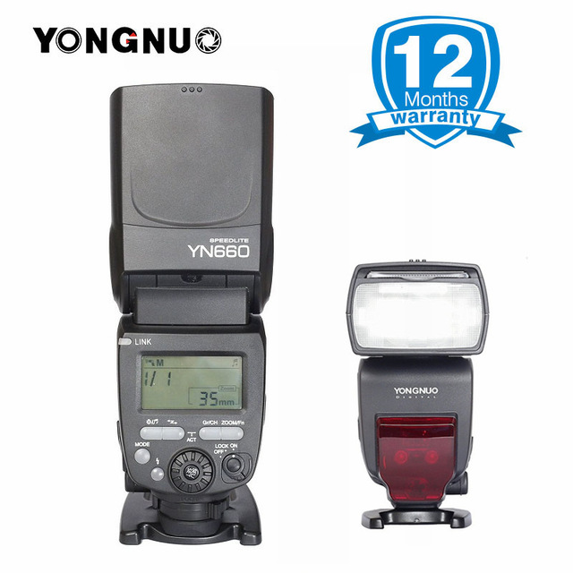 YONGNUO YN660 Wireless Flash Speedlite GN66 2.4G Radio Master+Slave for Canon Nikon Pentax for RF603 RF605 YN560IV YN560IIIYONGNUO YN660 Wireless Flash Speedlite GN66 2.4G Radio Master+Slave for Canon Nikon Pentax for RF603 RF605 YN560IV YN560III