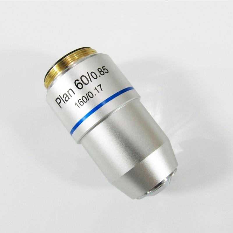 Kiváló minőségű 4X 10X 20X 40X 60X 100X Plan Akromatikus - Mérőműszerek - Fénykép 6