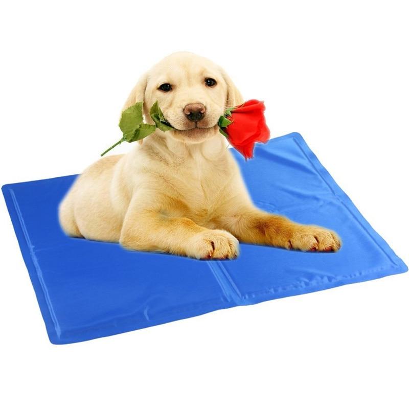 Perro portátil de enfriamiento Estera del colchón Colchoneta de - Productos animales