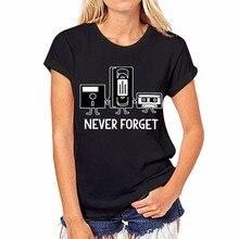 Geek / Never Forget / Panda women T-shirts