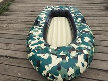 2016 new army green kayak 2/3/4 person inflatable boat dinghy thick rubber boat fishing boat canoe assault