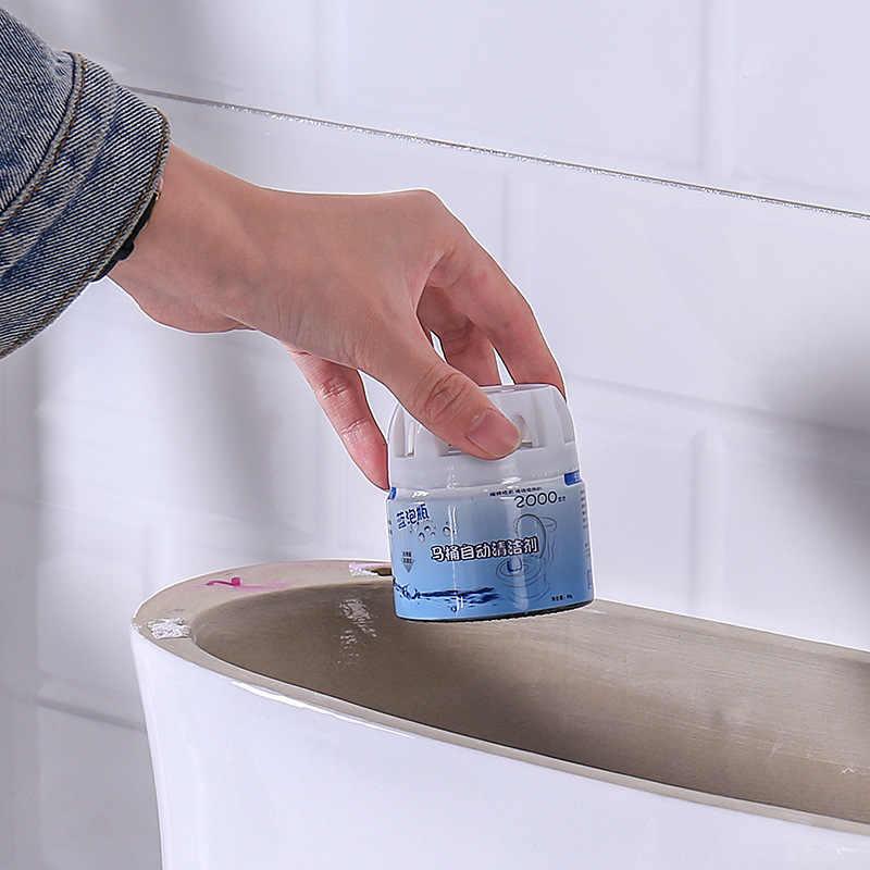 Синий средства для чистки туалетов очиститель для туалета Антибактериальный аромат дезодорант и туалет сокровище пенясь средства для чистки туалетов