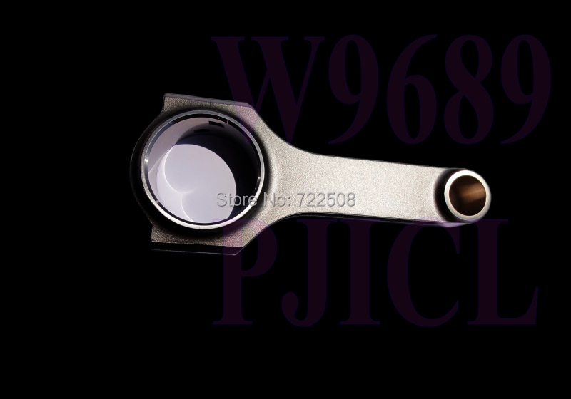 US $59 99 |mgb con rod for twin camshaft forged piston stainless steel 4340  billet jet engine building racing parts race and rally car-in Crank