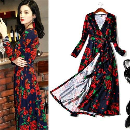 Long dress xl sale
