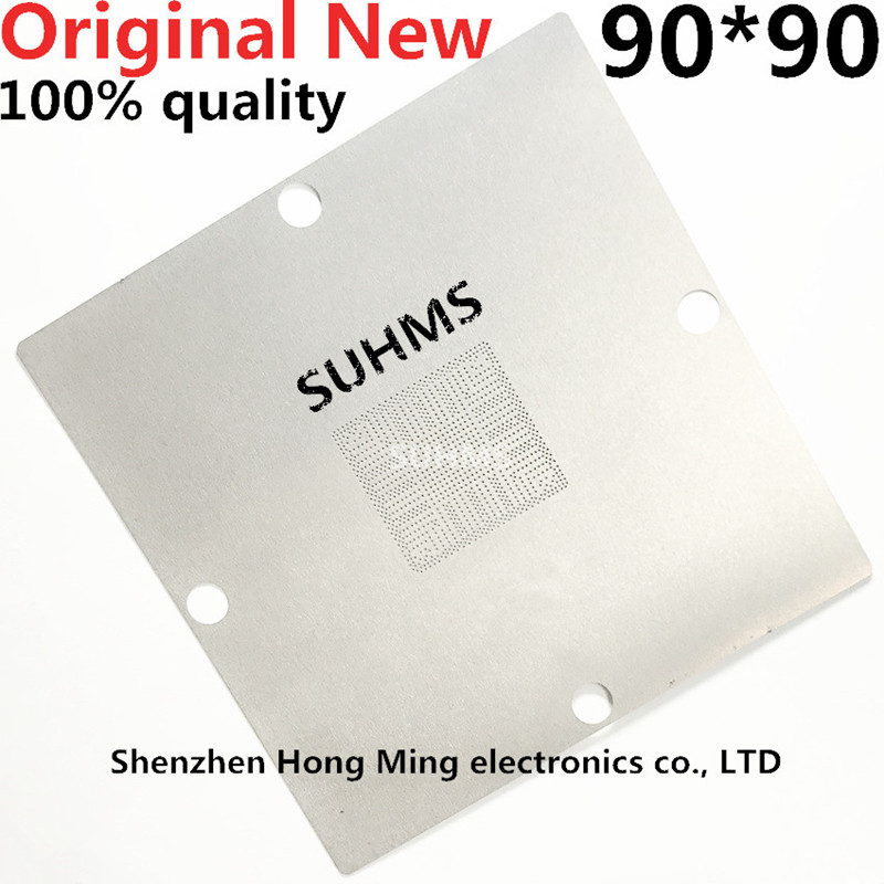 90*90 SR1W2 SR1W3 SR1W4 SR1W5 BGA Stencil Template