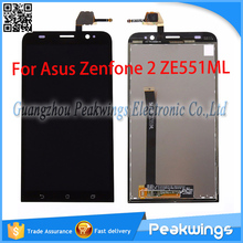 LCD Display For Asus Zenfone 2 ZE551ML Touch Screen Digitizer with LCD Display Assembly