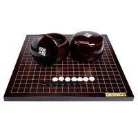 Bstfamly идти шахматы 19 дорога 361 шт. Новый Yunzi Китайский Старый игры идут Weiqi международные шашки без складной стол игрушки подарки LB06