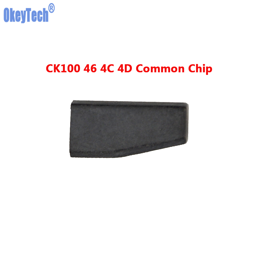 OkeyTech CK100 Chip To Clone Encrypted 46 4C 4D Common Chip Use For 884 Device Repeatable Copy 10 Times Can Instead of GK100