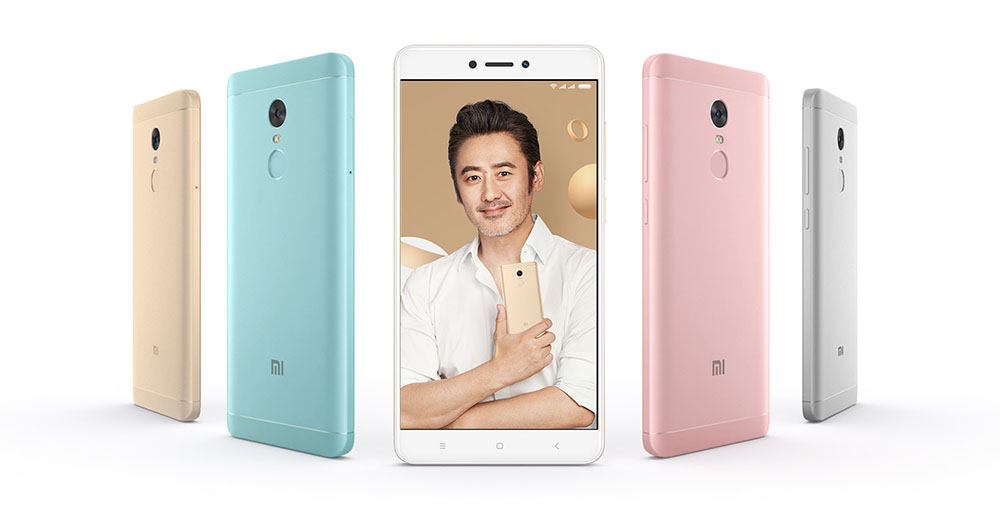 Original Xiaomi Redmi Note 4X 3GB RAM 32GB ROM Mobile Phone 2