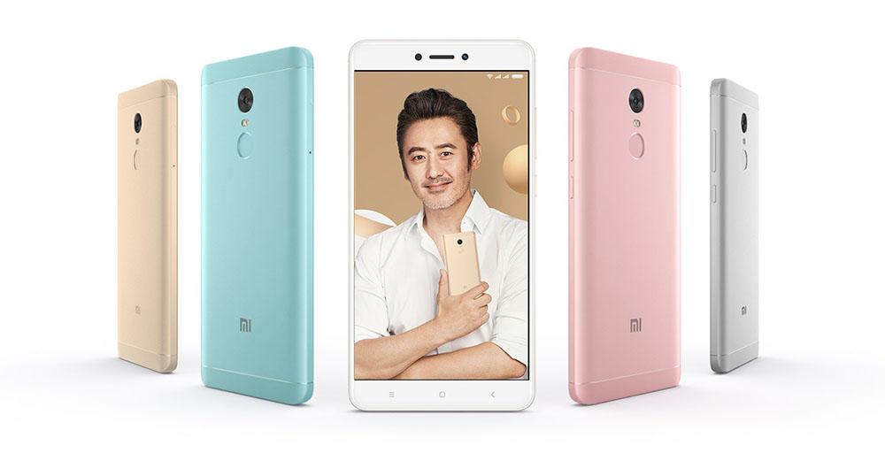 Original Xiaomi Redmi Note 4X 3GB RAM 32GB ROM Mobile Phone 2