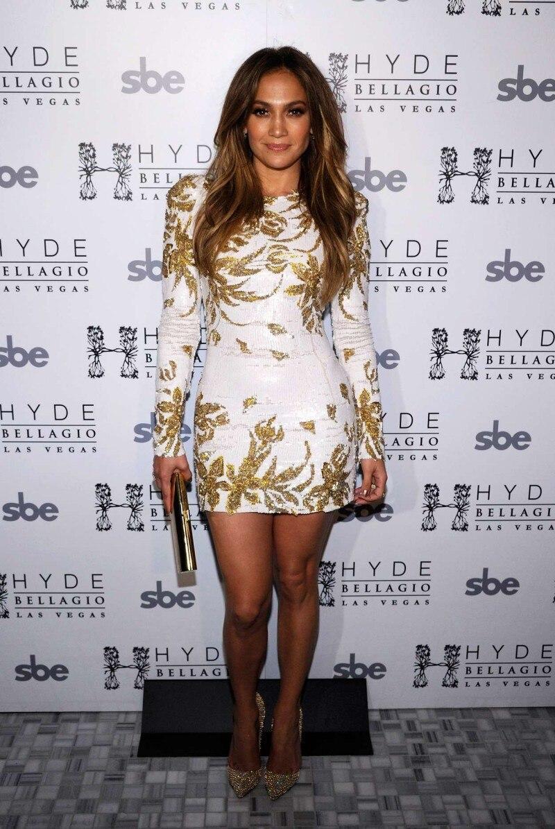 J Lo Gold Dress Sparkle Best Dresses 2019