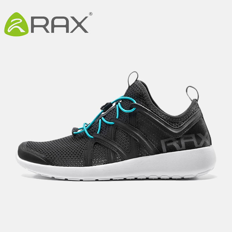 New RAX Women Running Shoes Breathable Sport Shoes For Women Outdoor Sports Sneakers Cushioning Mesh Camping Walking Shoes 2018 autumn sneakers women breathable mesh running shoes damping sport shoes woman outdoor blue walking zapatos de mujer betis