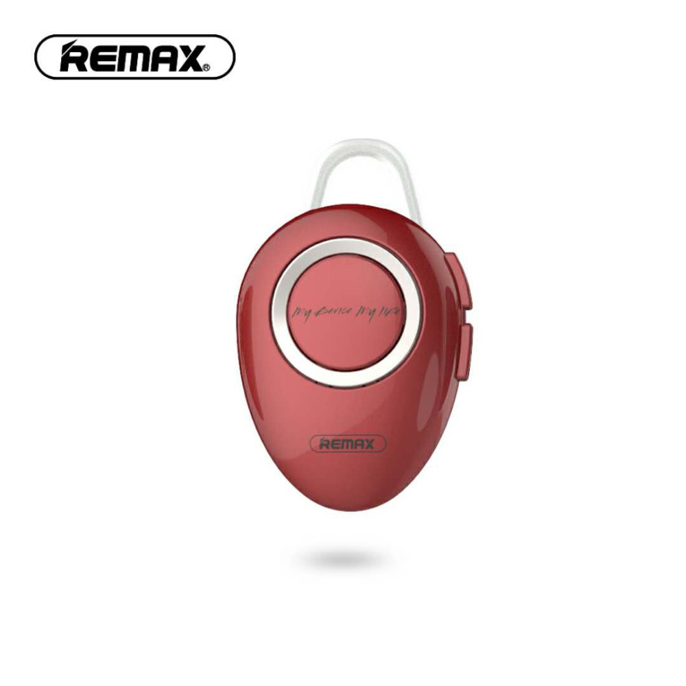 Remax Mini Bluetooth Earphone RB-T22 Bluetooth Headset Wireless Earbud Earphone Hands-free For Car Driving Phone Sport