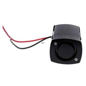 Image 5 - DC12V Auto Warning Siren Backup Alarms Horns Beep Reverse Slim Invisible Horn INY