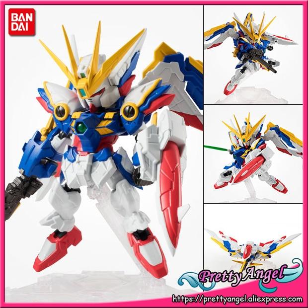 PrettyAngel Genuine Bandai Tamashii Nations NXEDGE STYLE 0023 Gundam Wing Endless Waltz Wing Gundam EW Ver