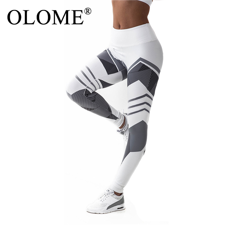 High Waist Fitness   Leggings   3D Digital Printed Women Push Up Pants Gothic Jeggings Legins Slim Workout   Leggings   Leggins