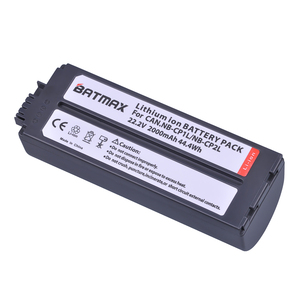 Image 3 - 1Pc 2000mAh NB CP2L NB CP2L Battery for Canon NB CP1L CP2L Canon Photo Printers SELPHY CP800, CP900, CP910, CP1200,CP100,CP1300