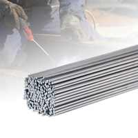 Easy Aluminum Welding Rods Low Temperature 5 10 20 50Pcs 1.6mm 2mm No Need Solder Powder 2019 New Dropshiping Available