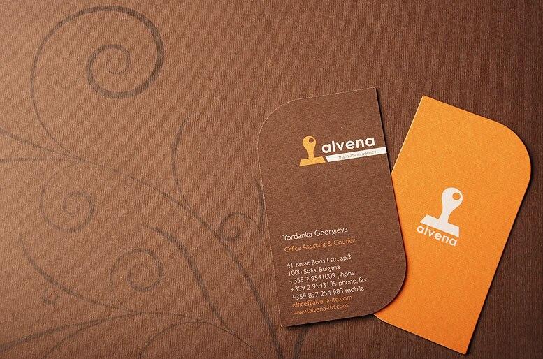 Specialite Carte De Visite Impression 2 Face En Couleur Des Cartes Vertical Tarjetas Visita Kraft Papier 350gsm Discount Dans