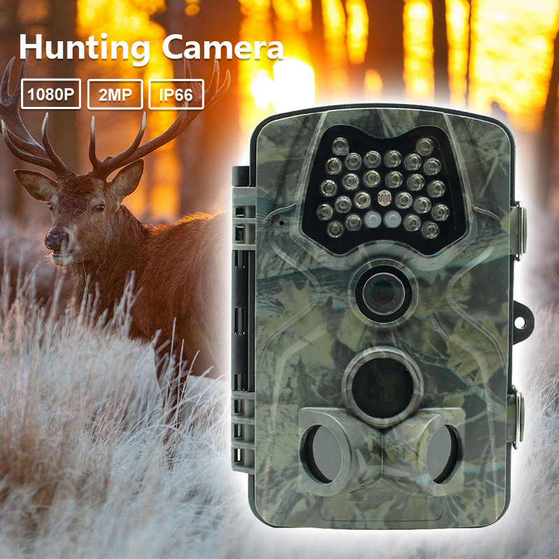 Night Infrared Camera RD1000SA HD 1080P Outdoor Real Scouting Hunting Game Trail Video Camera Wild Life Animal Hunting
