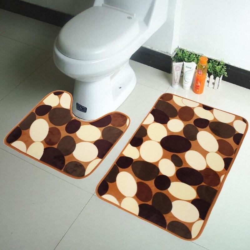 online kaufen gro handel stein kiesel badematten aus china. Black Bedroom Furniture Sets. Home Design Ideas