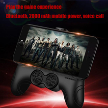 Bluetooth Gamepad Game Pad Controller Mobile Trigger Joystick For Android