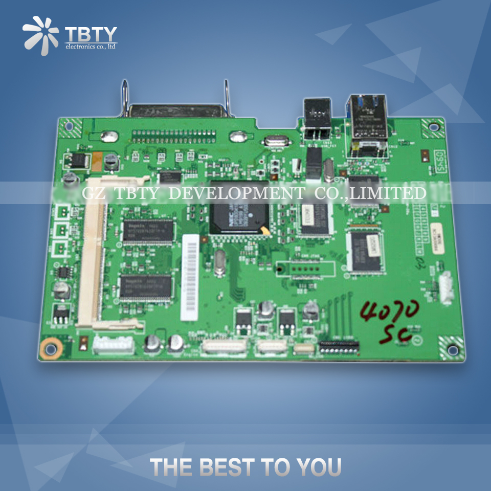 100% Test Main Board For Brother HL4070CDW 4070 HL4070 HL-4070 Formatter Board Mainboard On Sale main board for brother mfc 7840n mfc 7840 mfc 7840 7840n formatter board mainboard