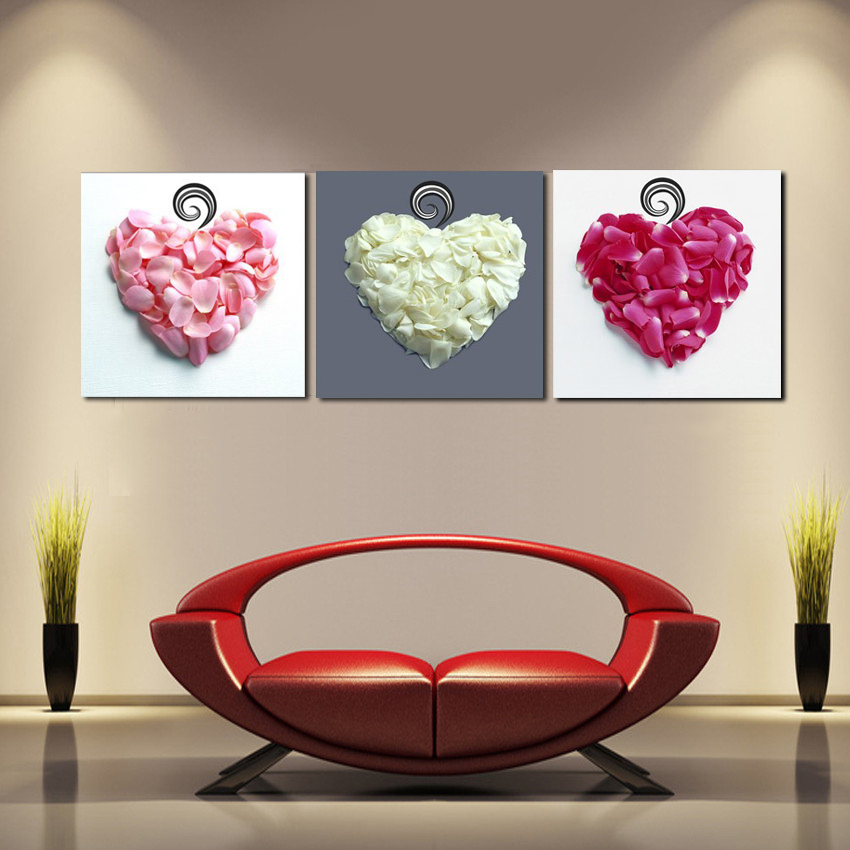 buy 3 piece canvas wall art decor picture. Black Bedroom Furniture Sets. Home Design Ideas