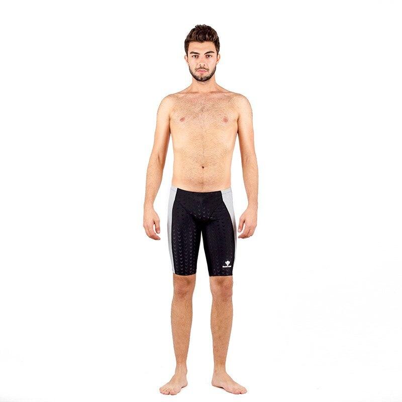 HXBY Жүзу Джаммер Ерлерге арналған Swimwear - Спорттық киім мен керек-жарақтар - фото 5