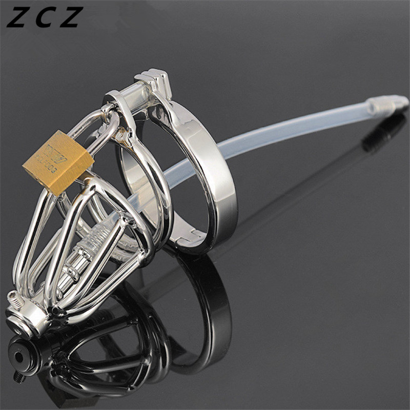ZCZ Urethral catheters for men penis plug urethral sound stimulate masturbation man toys sex products toy WQ750-2