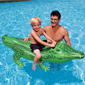Geniune Новый Дети Малый Крокодил детская На Воде Крепления Детский Бассейн Бассейн Надувной ПВХ Крепления Бассейн