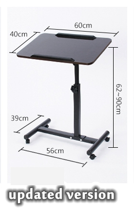Simple notebook stolní počítač stolní počítač stolek na laptopu stolek pro domácnost v současné době stolní počítač 60x40cm