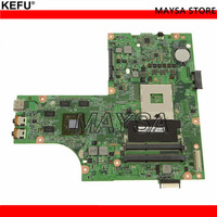 KEFU Fit For Dell Inspiron 15R N5010 Laptop motherboard CN 0W9PGG 0W9PGG HM57 PGA989 48.4HH25.011 With graphic card test good