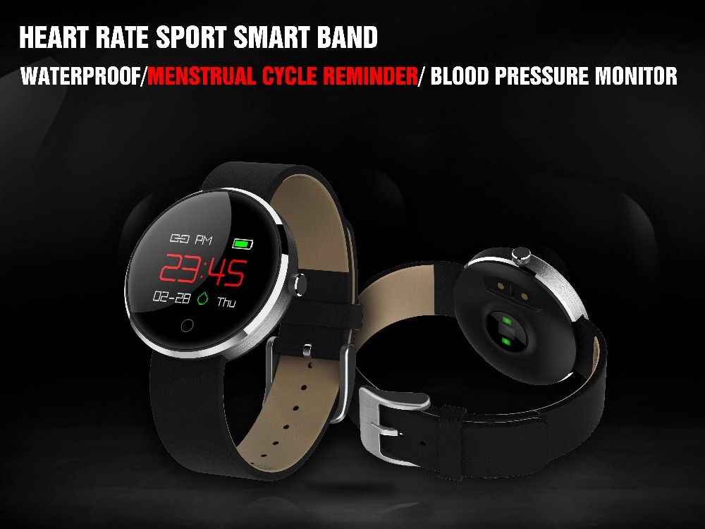 KUDDLE DM78 shenzhen Smart Watch Watch oklopa srčanog ritma od krvi - Pametna elektronika - Foto 5