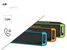 AZN Portable Wireless Bluetooth Speaker Stereo Subwoofer USB Speakers TF FM Radio Built-In Mic Sound Changer SC208 цены онлайн