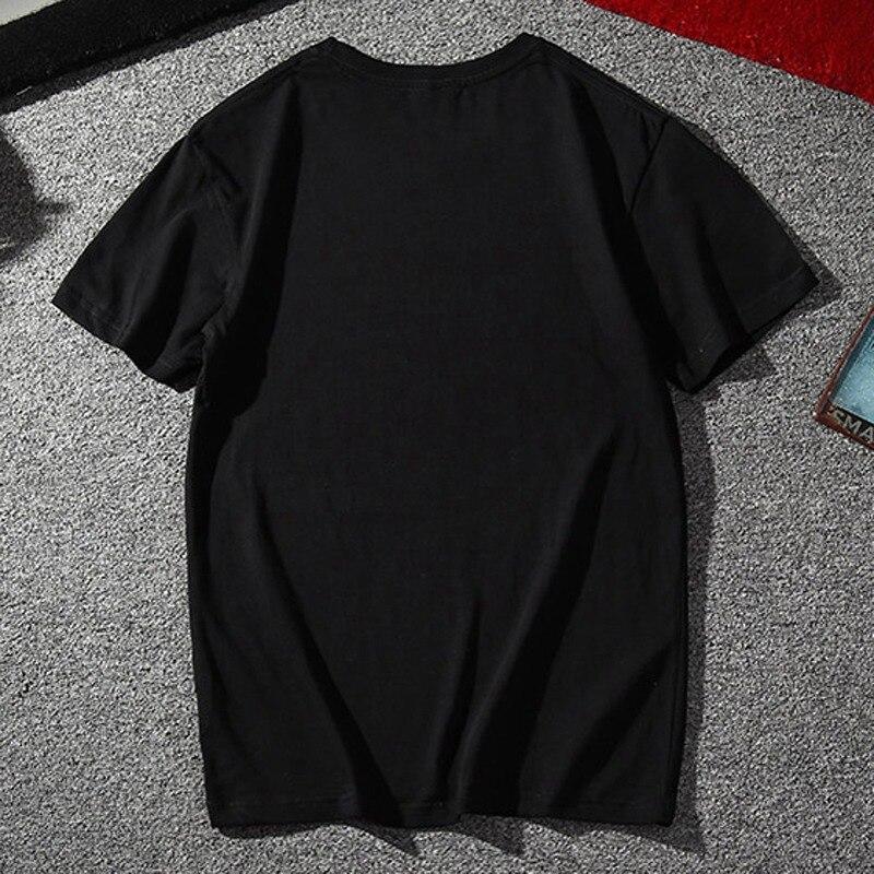 Plus size summer t-shirt 8XL super large size loose tide Short sleeve  t-shirt round neck 10XL 9XL 7XL