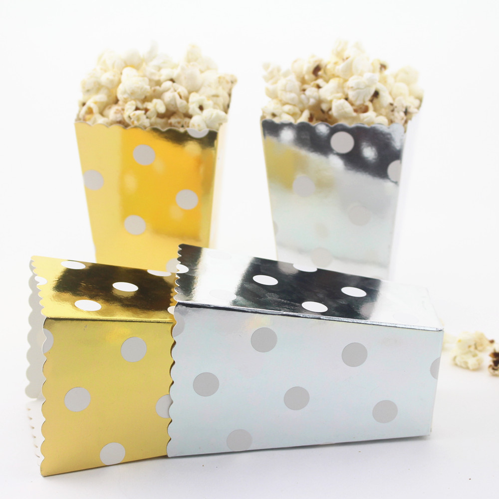 Aliexpress.com : Buy ipalmay 72pcs Party Favor Paper Popcorn Boxes ...