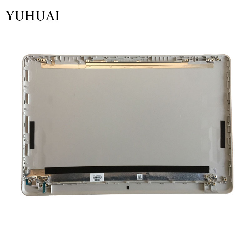 Laptop LCD Back Cover for HP 15T 15Z 15-BR-BS-BU-BW 250 255 256 G6 L03442-001 AP2040001C1 TPN-C129 C130 silver/black A shell цена