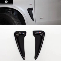 F15 X5 carbon fiber front Fender side vents for BMW F15 X5 car body kit 14 15