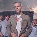 Coldplay Chris Martin Tornar O Comércio Justo de Manga Curta T shirt Homens 100% Algodão de Alta Qualidade O-neck camiseta Homme Roupas Para Os Fãs